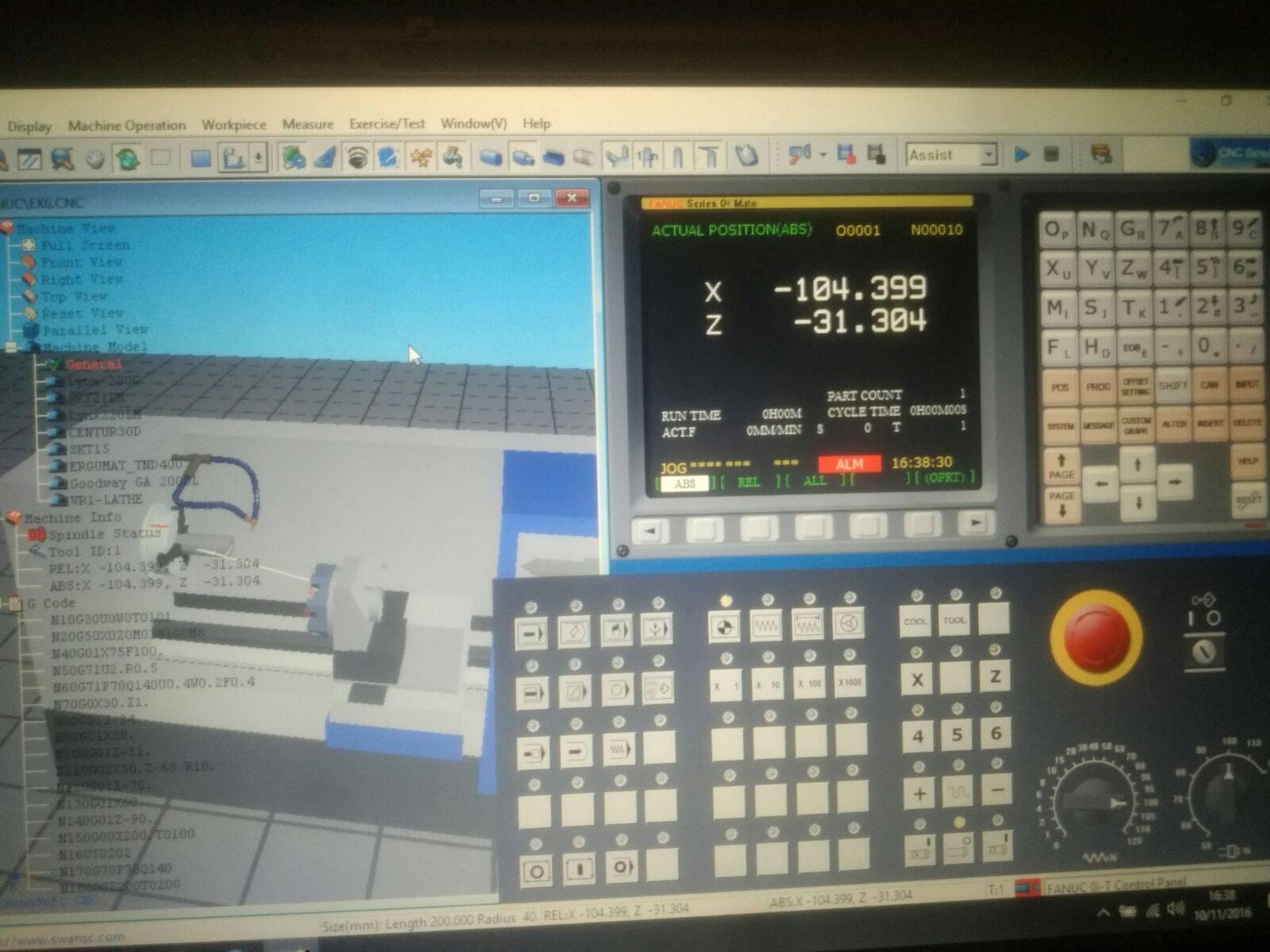 corso programmatore macchine a controllo numerico