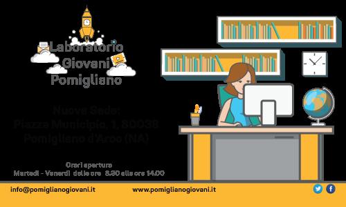 keyone-consulting-laboratorio-giovani-pomigliano-orari-di-apertura
